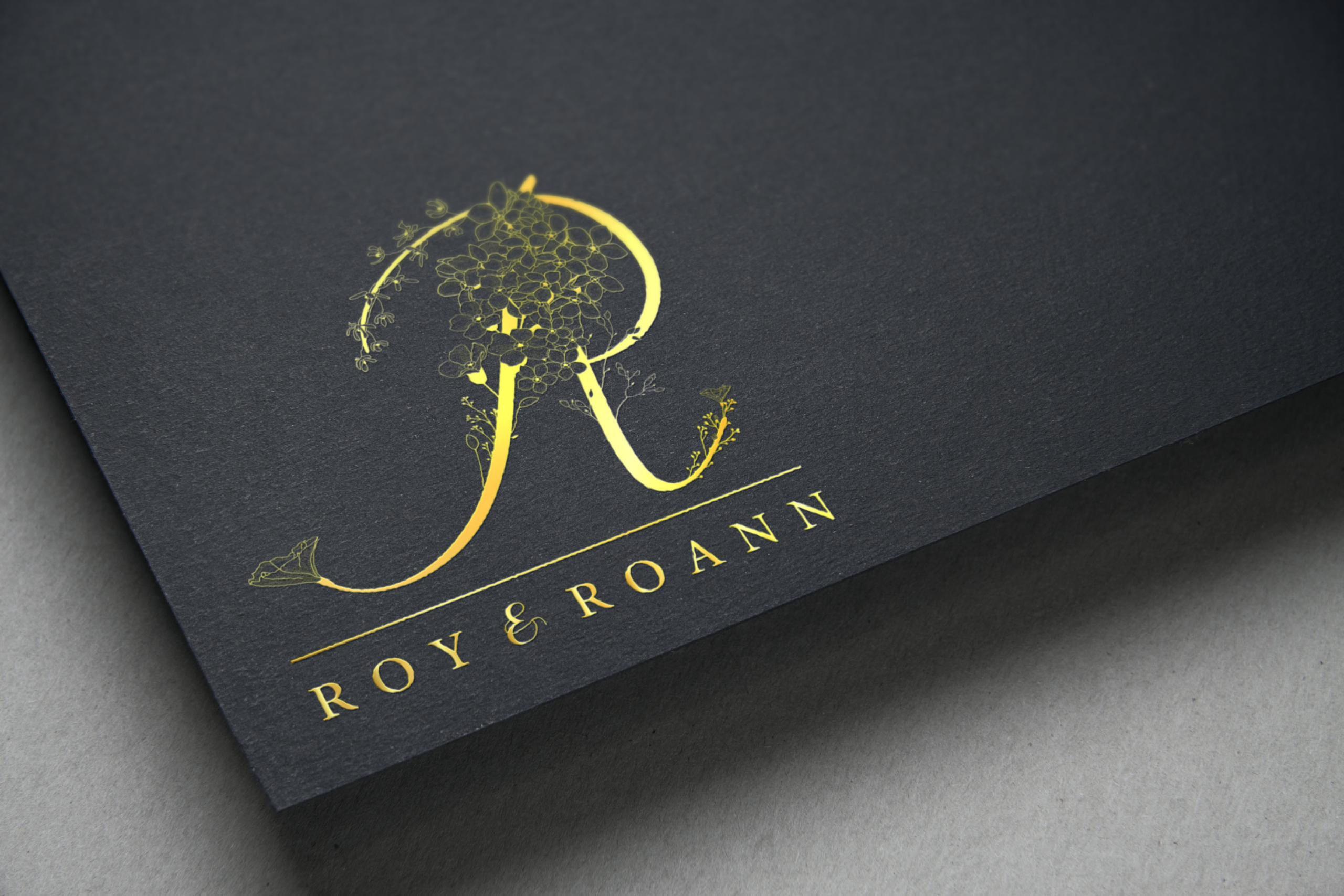 Roy & Roann Wedding